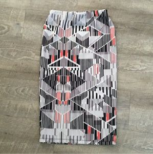 🌴Mossimo Form-fitting Patterned Pencil Skirt